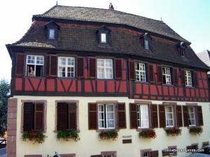 Hostellerie des Seigneurs de Ribeaupierre, our B&B