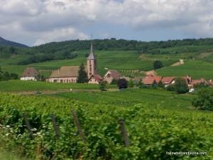 Alsace hamlet