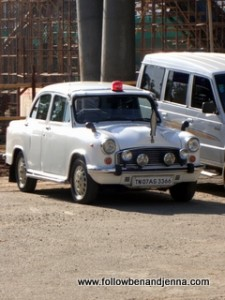 Taxis in Tamil Nadu