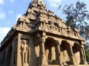 Chennai and the Shore Temples