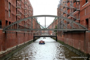 "Speicherstadt, the ""warehouse city"" of Hamburg. Photo courtesy Tanja Reeve"