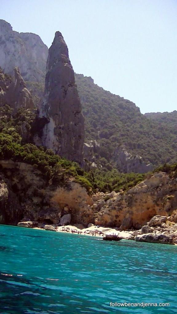The otherworldly Cala Goloritze of the Golfo di Orosei, Sardinia, Italy