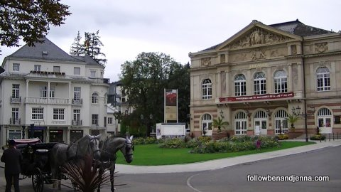 Step back in time in Baden-Baden