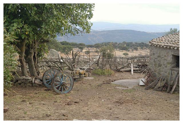 Nuoro region of Sardinia, by wax0r via Flickr