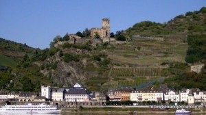Germany's Rhine River: cruise your way to relaxation