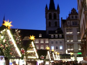 Christmastime in Germany's oldest city