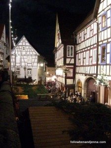 The best German Christmas market is where???