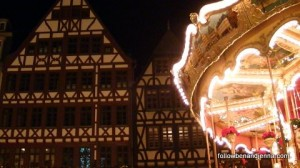 The Frankfurt Weihnachtsmarkt (Christmas Market)