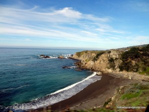 California's Pacific Coast Highway: Dramamine Drive in photos