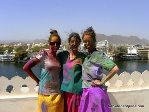 Udaipur: Surviving Holi, the festival of colors
