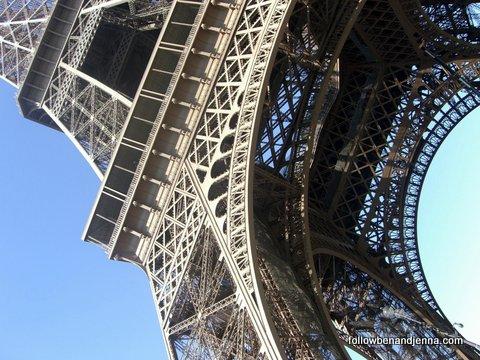 La Torre Eiffel, Eiffel Tower