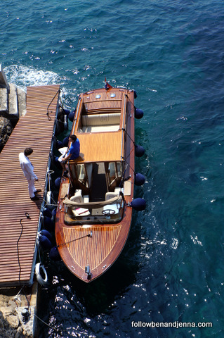 Private boat transfers to Old Town Dubrovnik