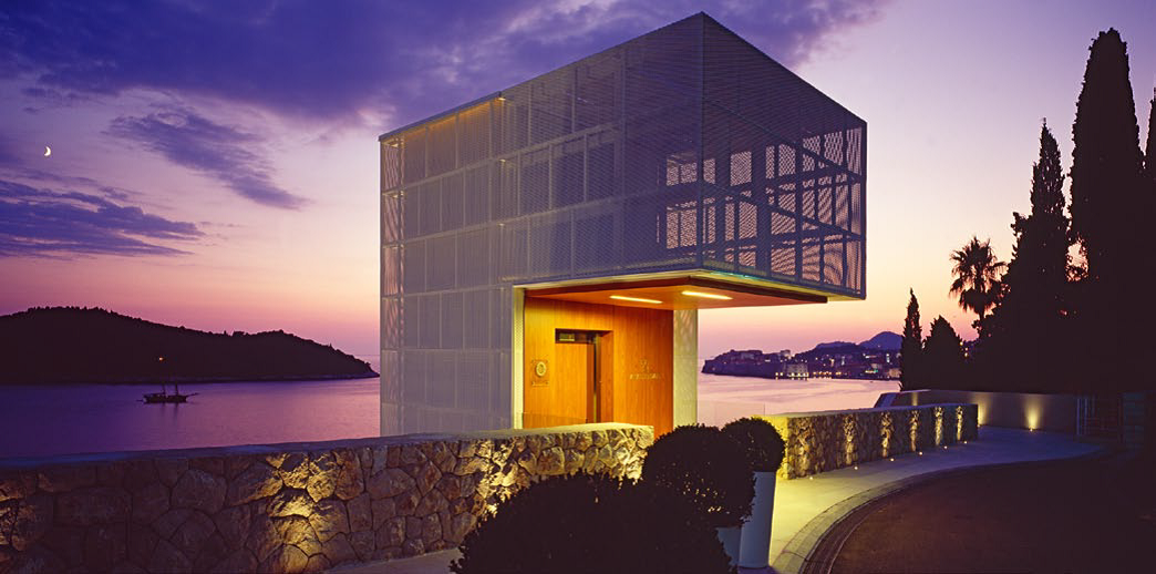 Hotel villa dubrovnik our independent reviews series for Design hotel croatia