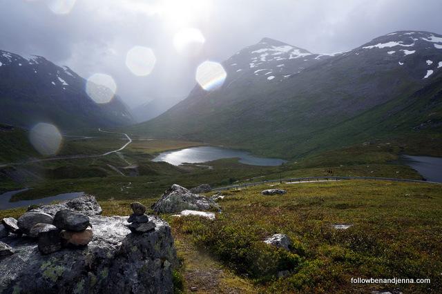 Trollstigen plateau, Norway