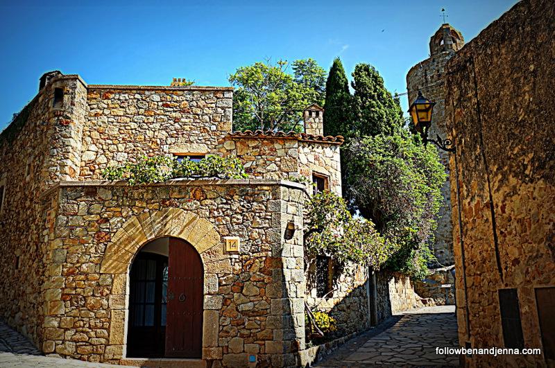 Pals, Spain