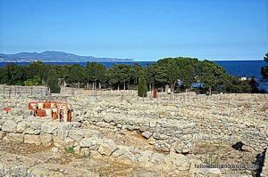 Empuries ruins of Costa Brava: When in doubt, follow the Greeks