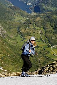 Geiranger skiing