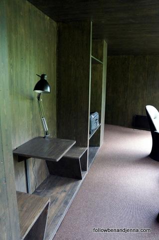Interior, Cabin 1, Juvet Landscape Hotel