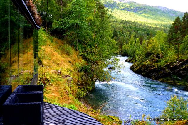Juvet Landscape Hotel River Spa