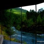 Inside the River Spa Juvet Landscape Hotel