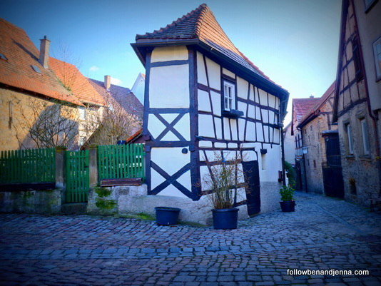 Small house in Bad Wimpfen