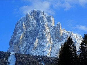 Dolomites of Italy: The coral reefs of heaven