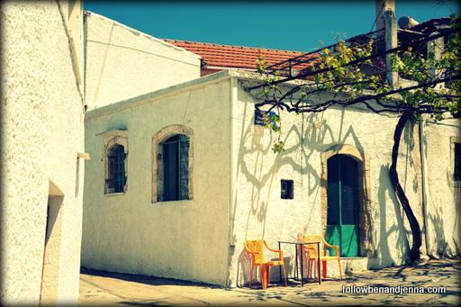Roustika taverna Crete