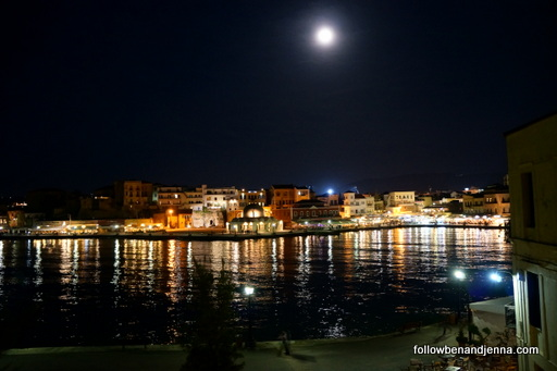 Chania Venetian Harbor Crete Greece Alcanea Boutique Hotel