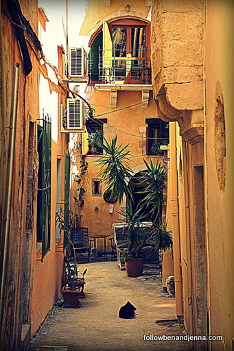 Old Town Hania Crete Chania