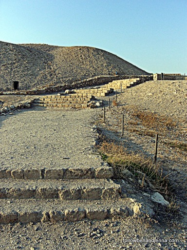 Jericho archaeological site