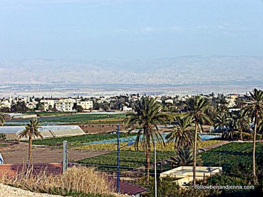 Jericho agriculture Jordan East Bank