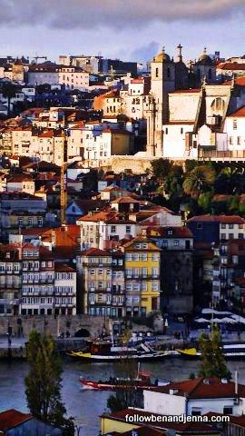 Porto Portugal hill